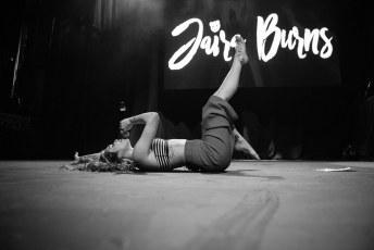 Jaira Burns live @ The Vogue, Vancouver
