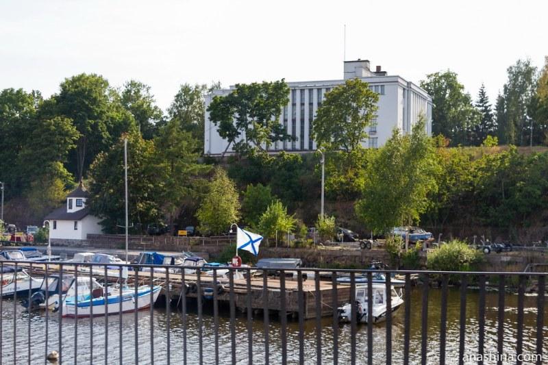 Ленинградский областной государственный архив, Выборг