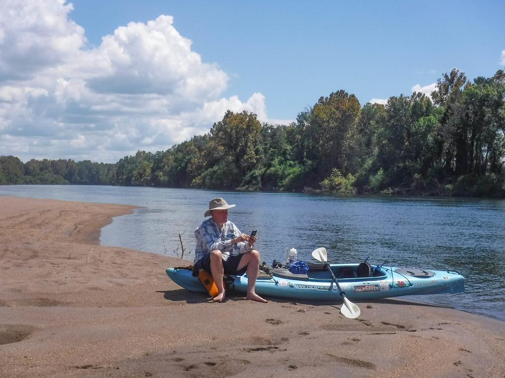 Savanah River with LCU-117