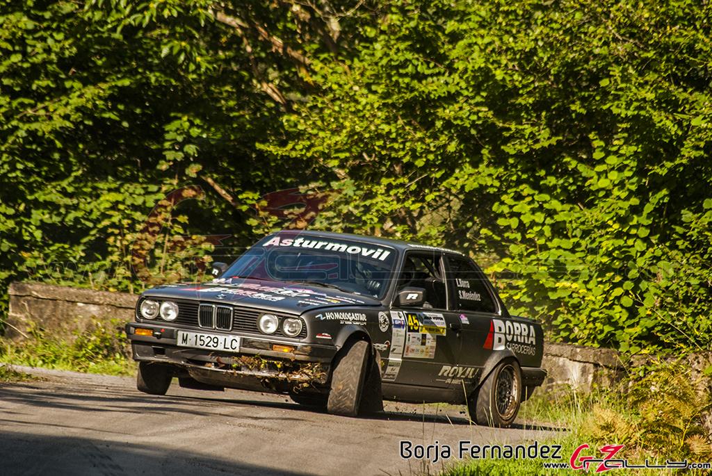 5º Rallysprint Carbayin - Borja Fernadez
