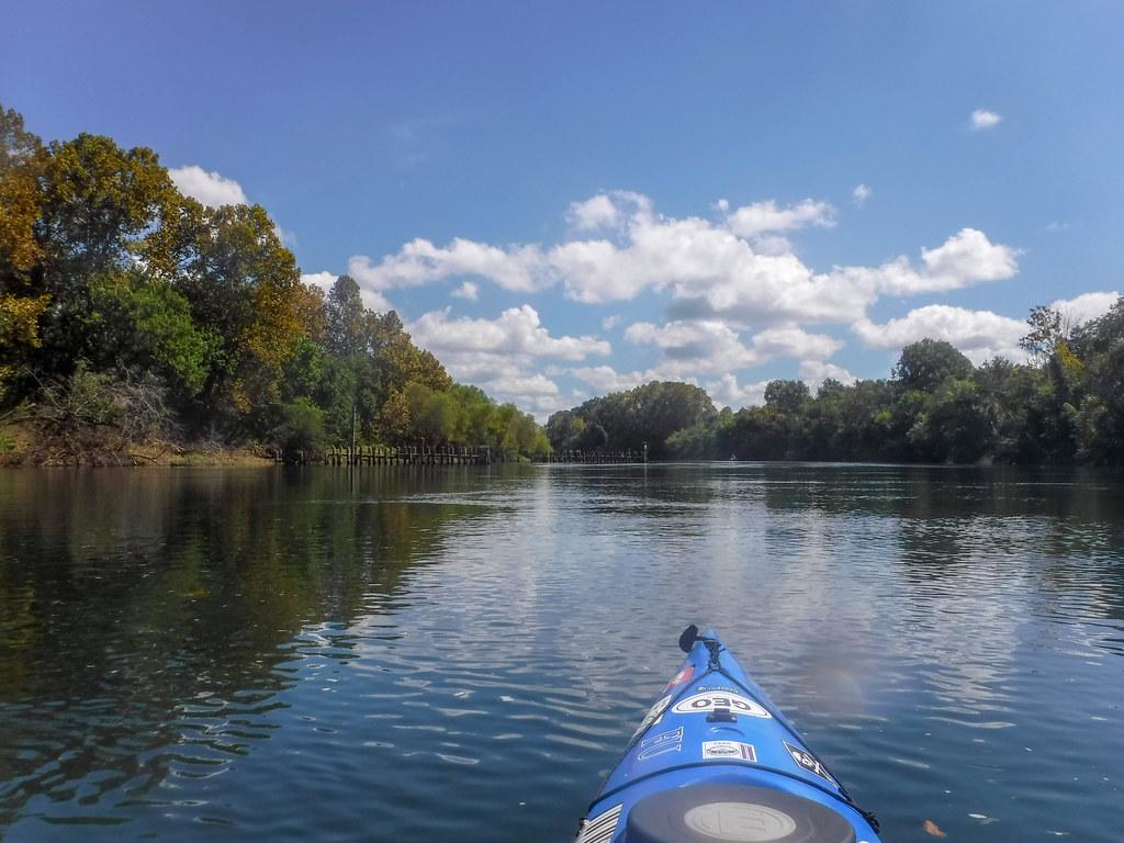Savanah River with LCU-78