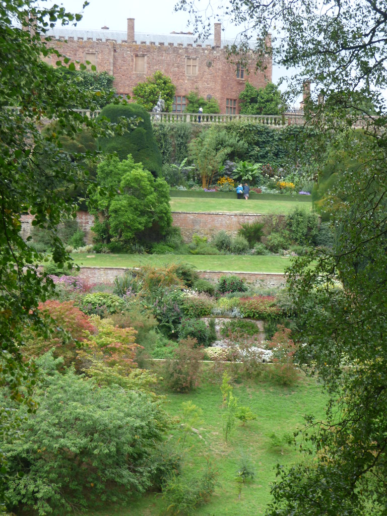 Powis Castle - Great Lawn