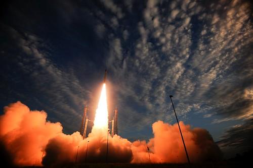 Aeolus liftoff