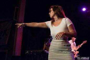 U.S. Girls @ Hopscotch Music Festival, Raleigh NC 2018