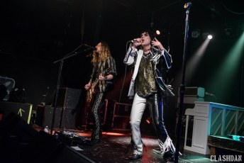 The Struts @ Cats Cradle in Carrboro NC on October 9th 2018