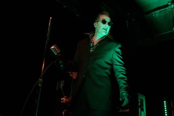 The Damned @ Black Cat in Washington DC on October 20th 2018