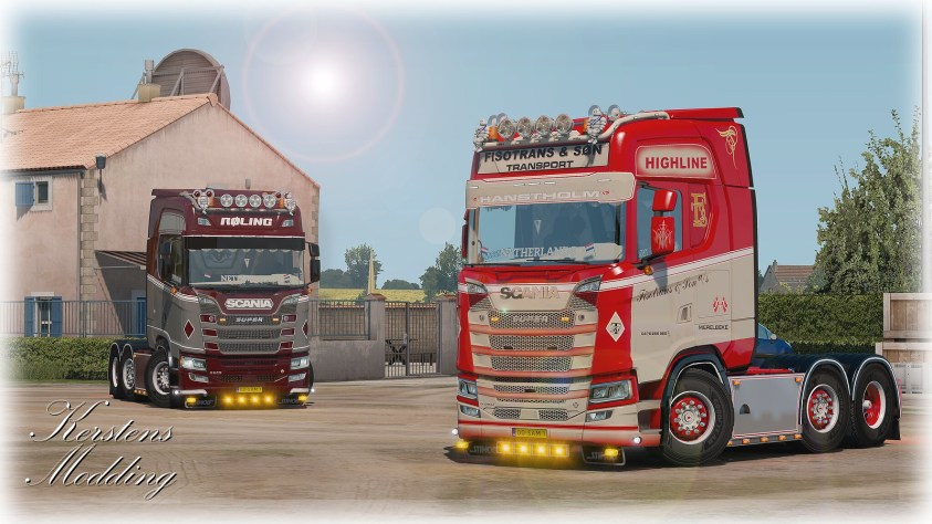 Roling and Fisotrans met in France!