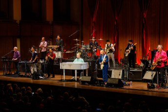 Brian Wilson at the Kennedy Center in Washington, DC on November 5th, 2018