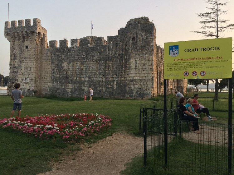 WHS: Historic City of Trogir, Croatia