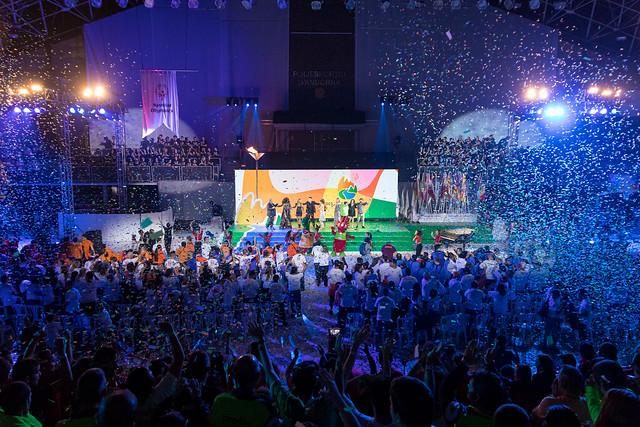 Acte Inaugural: Jocs Special Olympics La Seu d'Urgell - Andorra la Vella 2018