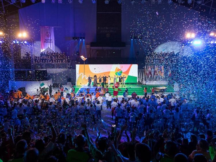 Acte Inaugural: Jocs Special Olympics La Seu d