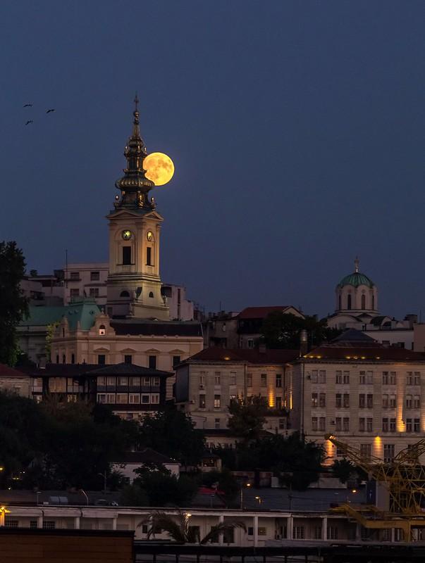 Full Moon | First autumn night