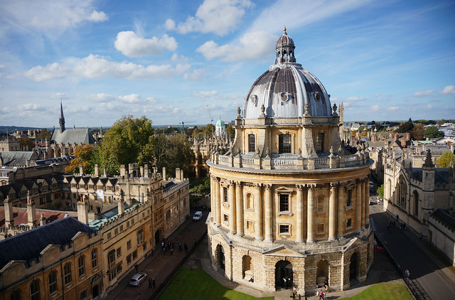 Bodleian History Faculty Library, University of Oxford