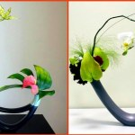 Ikebana Flowers Arrangements Centerpiece Ideas Japanese Style Flower Arrangement Ideas A Photo On Flickriver