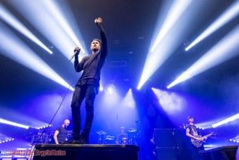 Rise Against + AFI + Anti-flag @ PNE Forum - September 23rd 2018