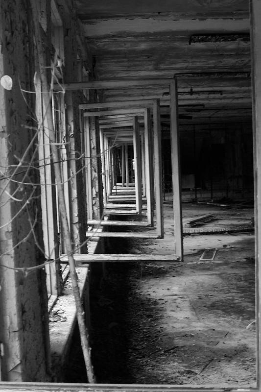 Prypyat windows