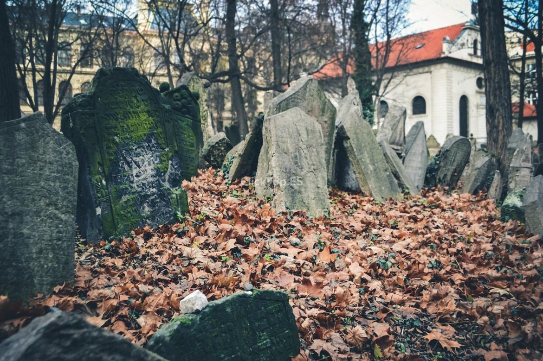 Cementerio Josefov · Qué visitar, ver y hacer en Praga en 4 días · Click_Trip