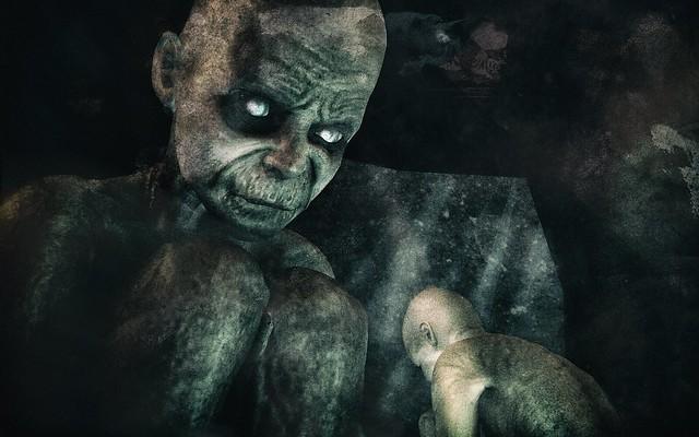 Creature - Pryce Macabre Halloween Challenge