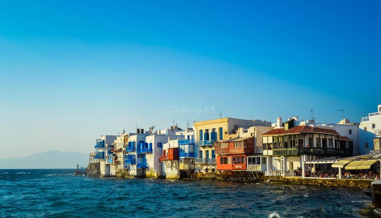 Little Venice   Islas Griegas   ClickTrip.ES