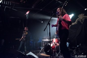White Reaper @ Cats Cradle in Carrboro NC on October 9th 2018
