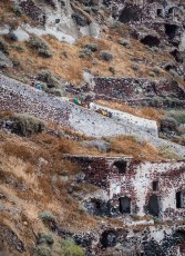 Ruins from the 1956 Earthquake