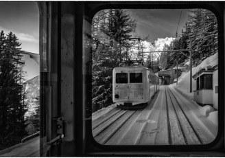 Cog Railroad to Montenvers