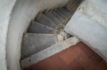 Turret Stairs