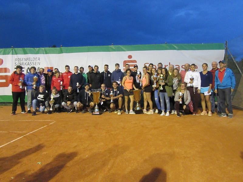 25. Teamcup Active Siegerehrung