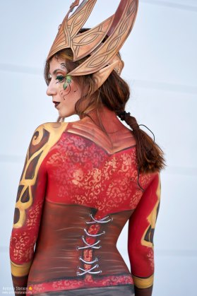 Romics2018_autunno_bodypaint_23