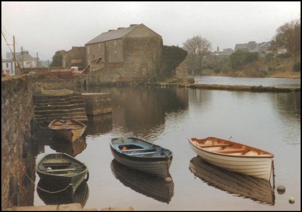 old Sligo - Garavogue River