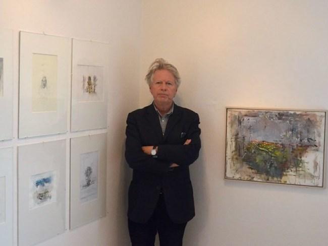 Anders Adelgren ställer ut på Konstforum
