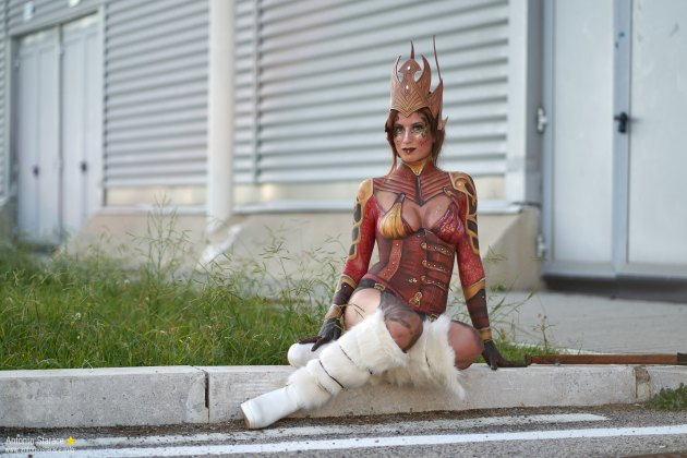 Romics2018_autunno_bodypaint_20
