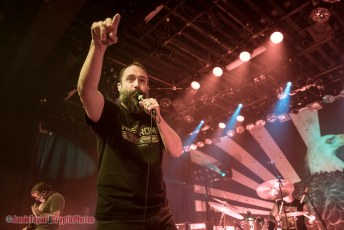 Clutch + Sevendust + Tyler Bryant & The Shakedown @ The Commodore Ballroom - October 8th 2018