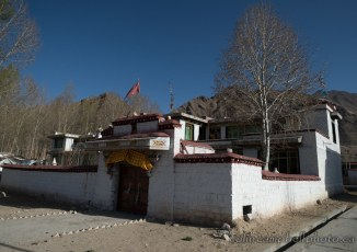 A House in Southern Tibet