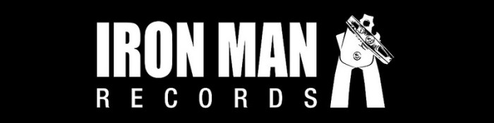 Iron Man Records Banner