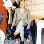 Ettore Sottsass, Weil a. R., 1993
