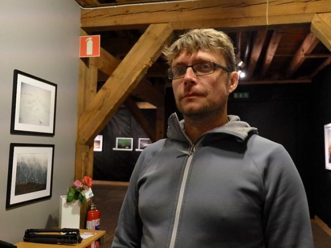 Henrik Witt ställer ut på NP33