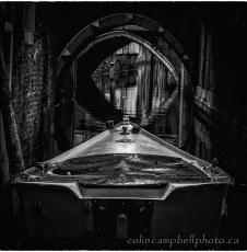 Dark Waterway