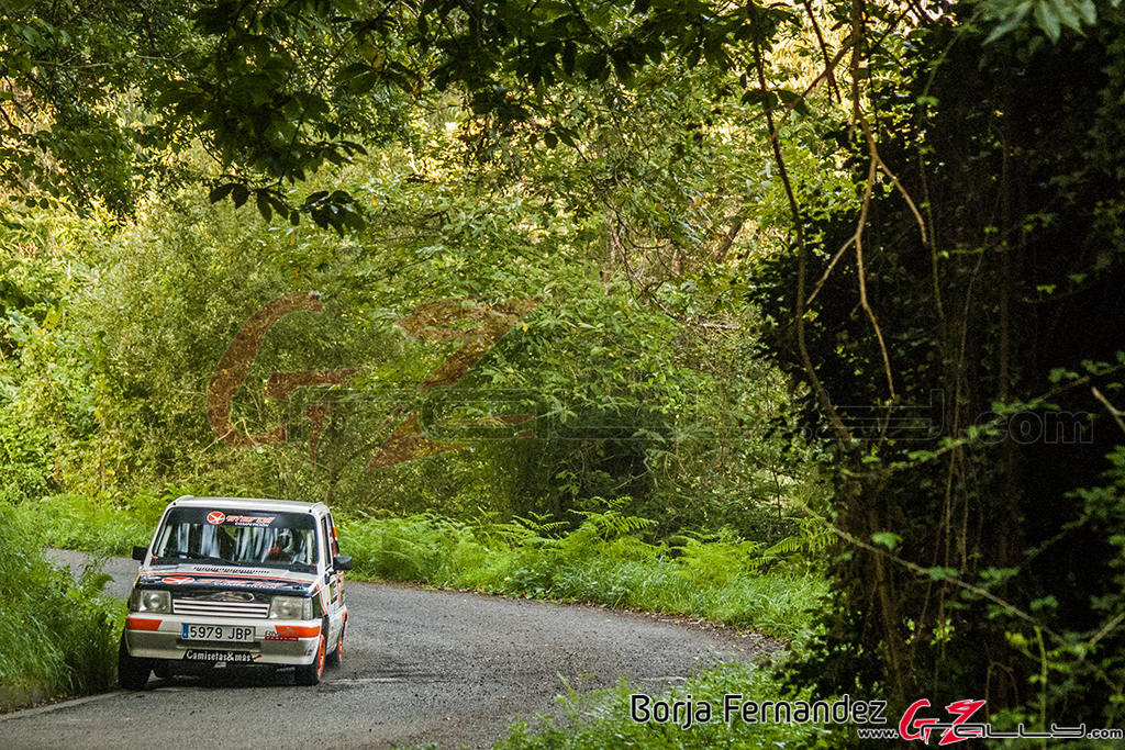 Rally de Llanes 2018 - Borja Fernandez