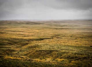 The Great Plains - A Daunting Barrier to Early Pioneers