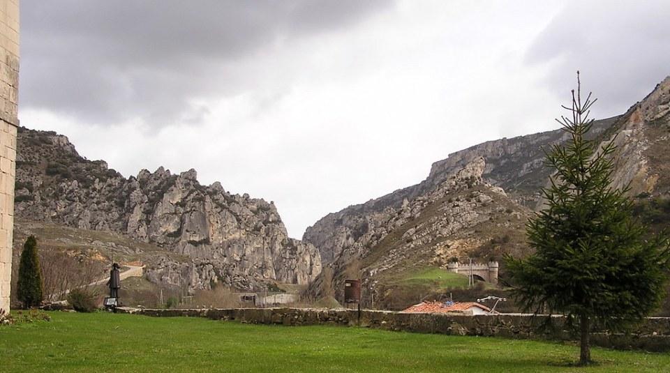 Desfiladero de Pancorbo Parque natural de Montes Obarenes-San Zadornil Burgos 21