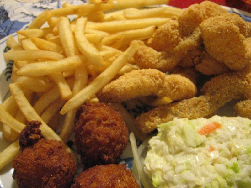 Fried Catfish