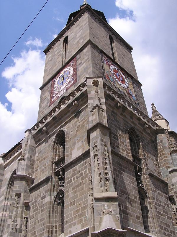 Brasov Iglesia Negra Rumania 11