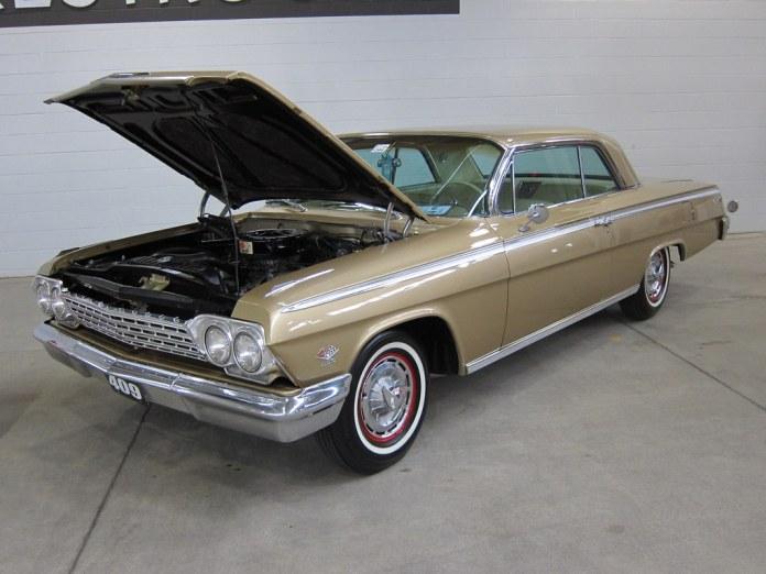 1962 Chevrolet Impala SS a