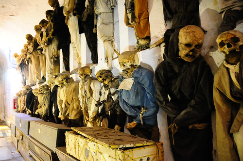 Capuchin's Catacombs of Palermo by sailorman627