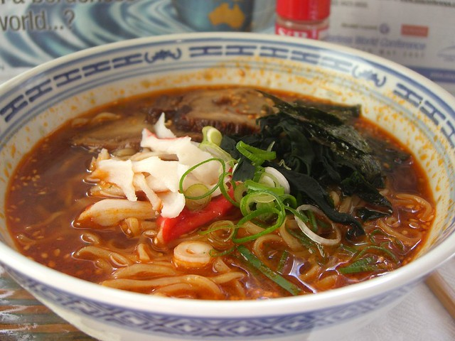 Spicy Miso Ramen - Sushi Gotcha