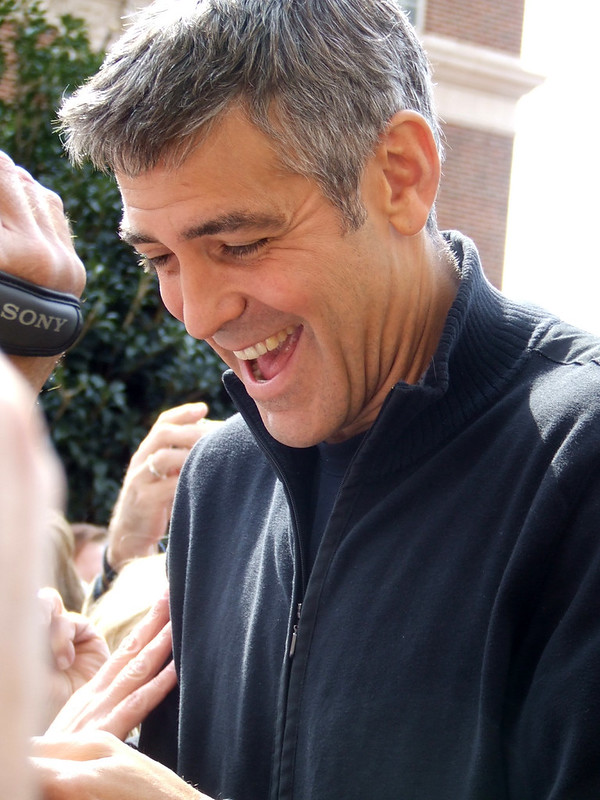 George Clooney @ The Westin Poinsett Hotel, Greenville SC 03.27.2008