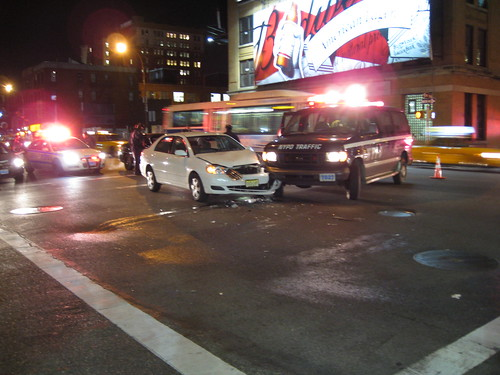 Traffic accident photo