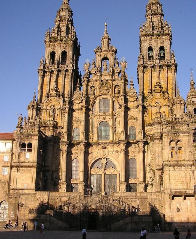 Catedral de Santiago de Compostela Coruña 15