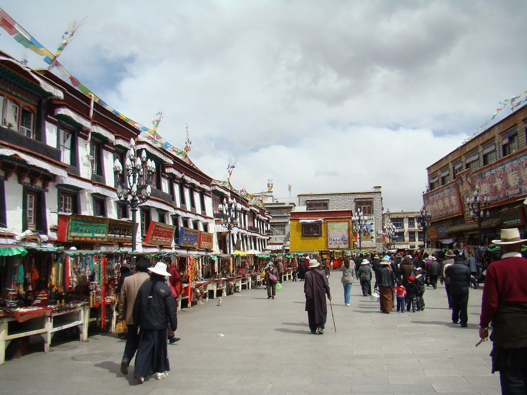 Lhasa ciudad Tibet 07